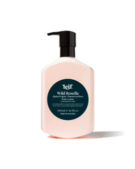 Wild Rosella Body Lotion with Alpine Pepper and Damascan Rose 500ml