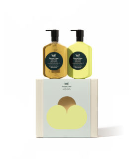 Body Double – Desert Lime with Vanilla and Orange 500ml Set