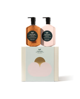 Body Double – Wild Rosella with Alpine Pepper and Damascan Rose 500ml Set