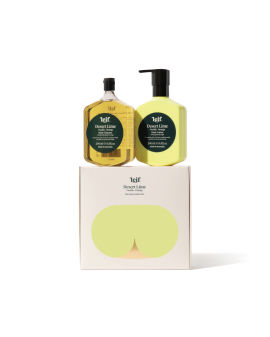 Body Double – Desert Lime with Vanilla and Orange 260ml Set