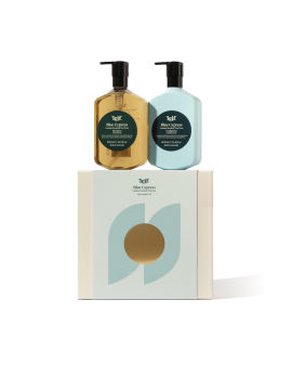 Hair Double – Blue Cypress with Lemon Scented Tea Tree 500ml x 2 set