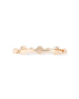 Shell hair clip