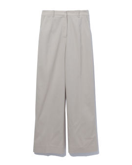 Straight-fit pants