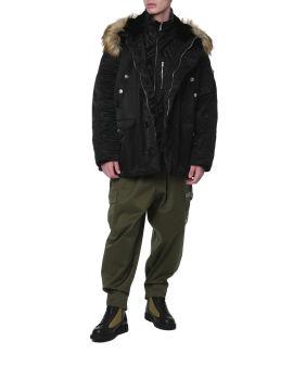 Nylon N-B3 coat