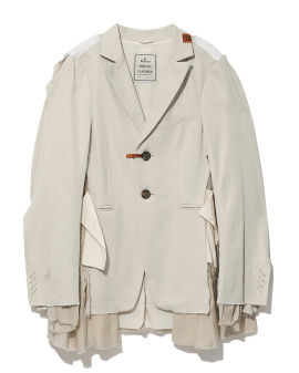 Cut-off resize jacket