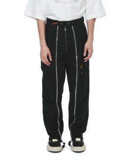 Zipper pants