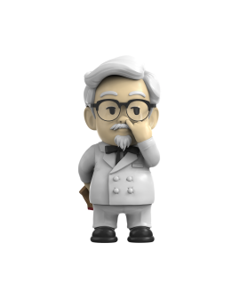 Picky Eaters: The Grandpa By Po Yun Wang figure