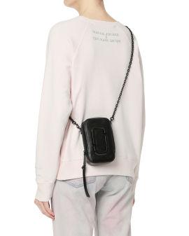 The Hot Shot leather crossbody bag