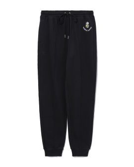 Bee embroidered sweatpants
