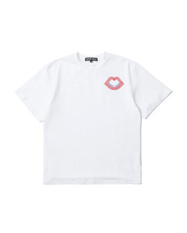 Blake embroidered graphic tee