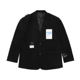 Patched blazer