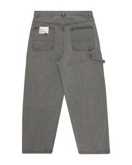 Strap jeans