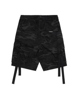 Camo cargo pocket shorts