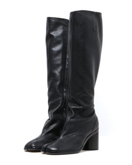 Tabi knee-high boots