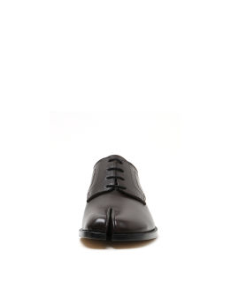 Tabi lace-up derby shoes