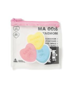 Heart pill pouch