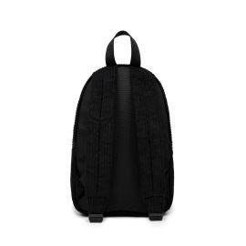 Logo corduroy backpack