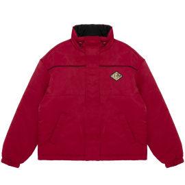 Reversible logo jacket