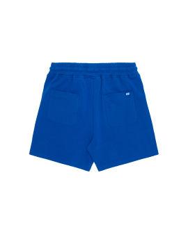 Side stripe logo shorts