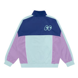 Three tone track jacket