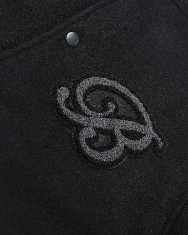 Logo varsity jacket