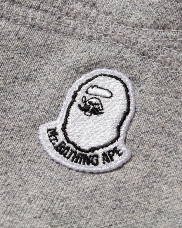 Ape Head badge sweatpants