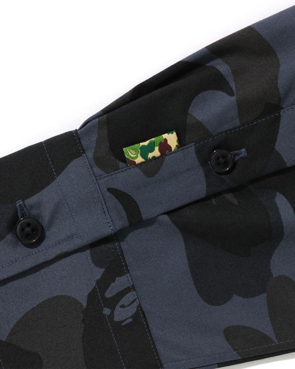 Mr Camo button-down shirt