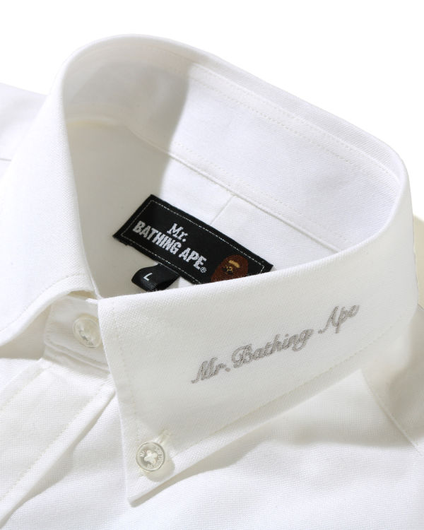 Logo oxford shirt