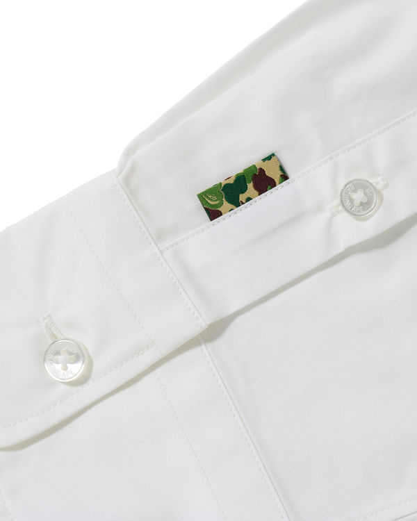 Mr Camo pocket shirt