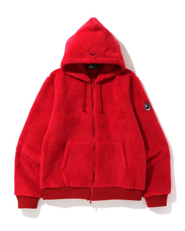 Mr Boa zip hoodie