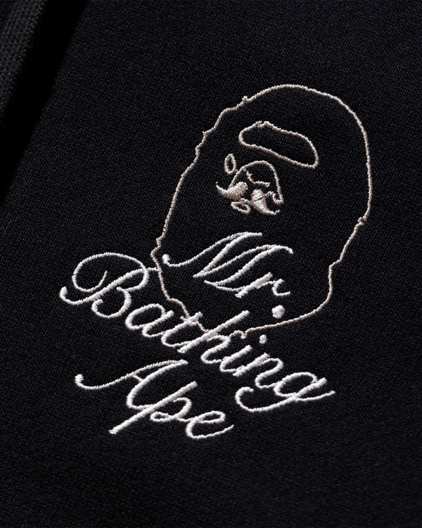 Logo zip hoodie