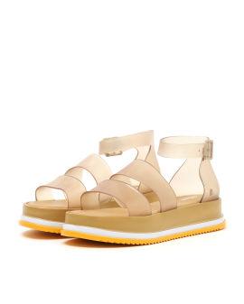 Model Platform sandals