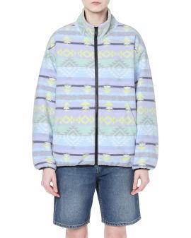Pattern print jacket