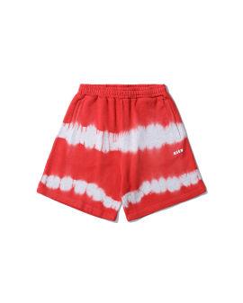 Dye effect shorts