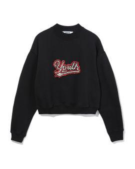 Youth strass sweatshirt