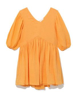 Miller Tangerine dress
