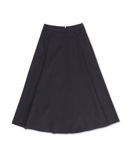 Pocketed umbrella skirt