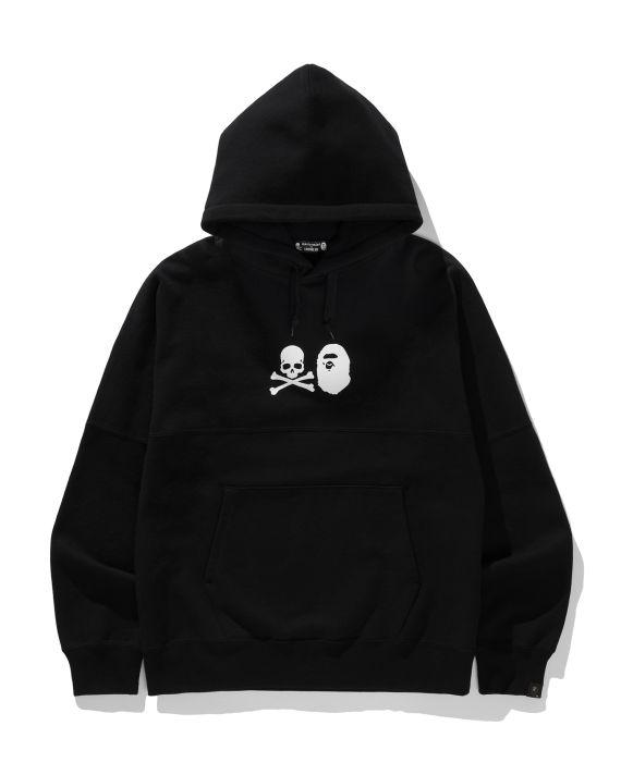 Logo print hoodie image number 0