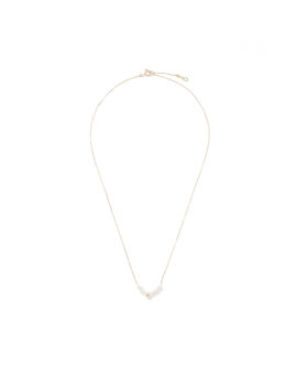 Multi Pearl and Diamond necklace