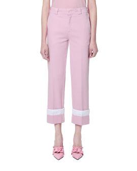 Folded pants