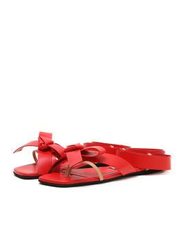 Wrap-around sandals