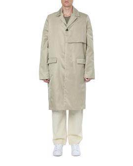 Cruz trench coat