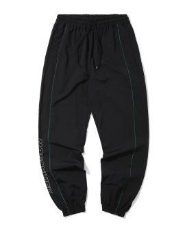 Side logo track pants