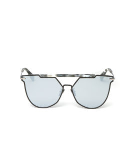 Thin frame sunglasses