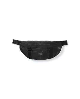 Logo patch belt bag
