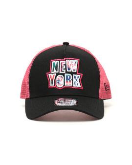New York trucker cap