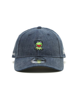 X Disney Kermit the Frog denim cap