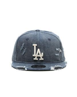 Los Angeles Dodgers denim cap