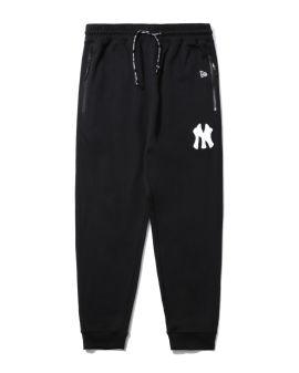 X MLB New York Yankees logo sweatpants