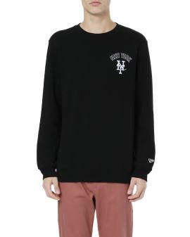 MLB New York logo sweatshirt